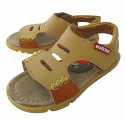 Fankids Leather Sandal - (CN-025)