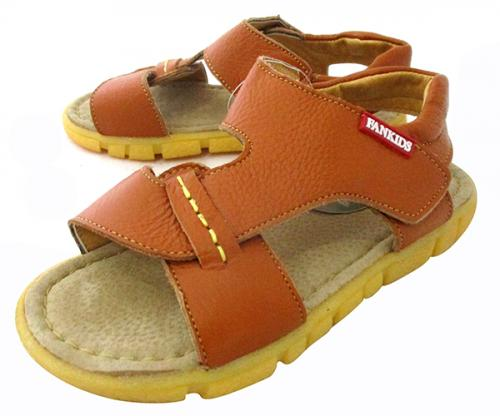 Fankids Leather Sandal - (CN-029)
