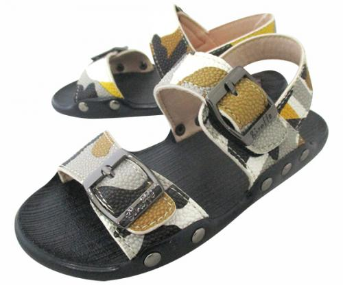 Giraffe Flat Sandal For Kids - (CN-030)