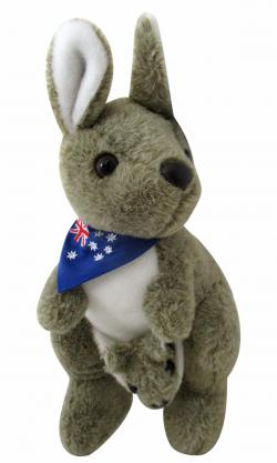 Kangaroo Soft Toy - (CN-040)