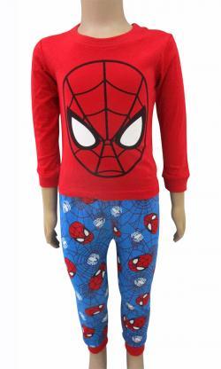 Spider Man Printed Dress Set For Kids - (CN-050)