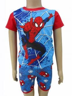 Spider Man Printed Dress Set For Kids - (CN-054)