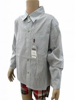 Cotton Linear T-Shirt For Kids - (CN-062)