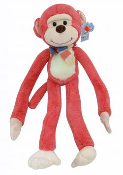 Monkey Soft Toy For Kids - (CN-083)