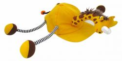 Giraffe Cap For Kids - (CN-086)