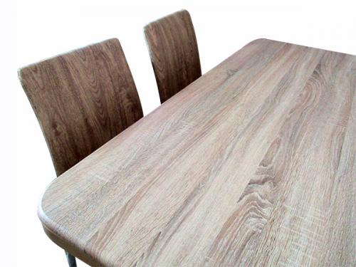 Wooden Dinning Table Set - Small Family - (FO-001)