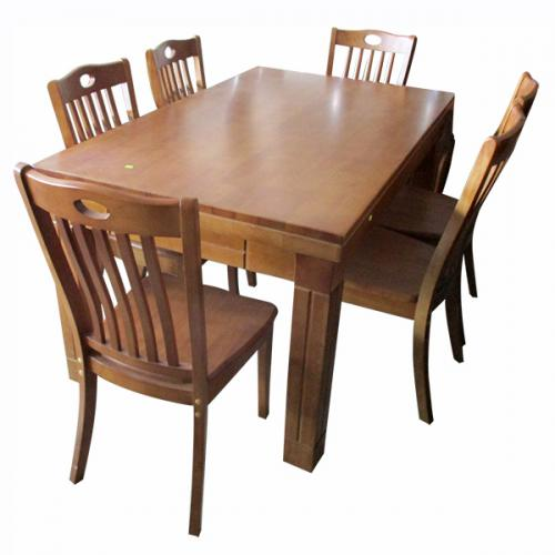 6 Seater Dinning Table Set - (FO-003)