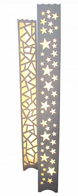 Attractive Wall Lamps For Decoration - Per Piece - (FO-008)