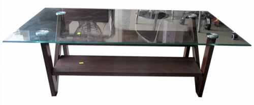 Coffee Table - Glass Table - (FO-012)