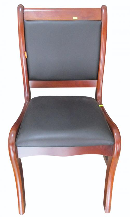Wooden Visitor Chair - (FO-014)