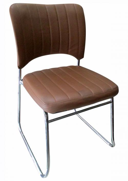 Visitor's Chair - Armless - (FO-015)