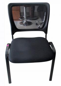 Net Visitor Chair - Armless - (FO-017)