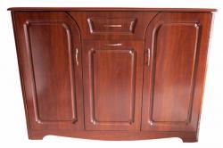 Wooden Shoe Rack - Brown Color - (FO-020)
