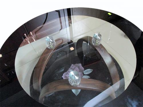 Round Center Coffee Table - (FO-030)