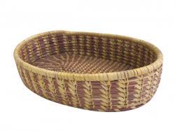 Bamboo Fruit Basket - (B-001)