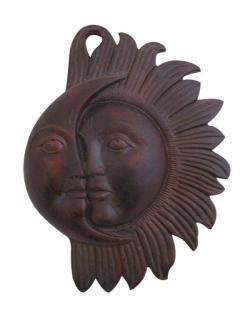 Ceramic Sun Moon - (SM020)