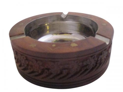Wooden Ashtray - (W027)