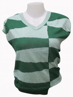 Horsefoot Sleeve Less T-shirt - (EZ-050)