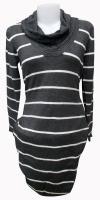 Express Long High Neck Sweater - (EZ-053)
