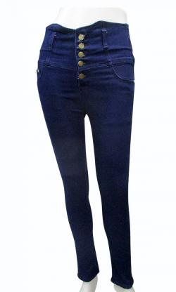 Mega Blue Jeans Pant - (EZ-073)