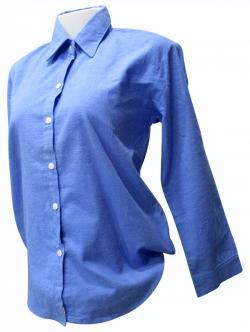 Formal Shirt - Cotton Shirt For Ladies - (EZ-083)