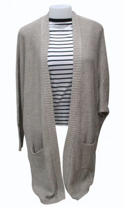 Gap Long Outer For Ladies - (EZ-087)