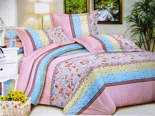 PR Series Bed Sheet (PR-8417)