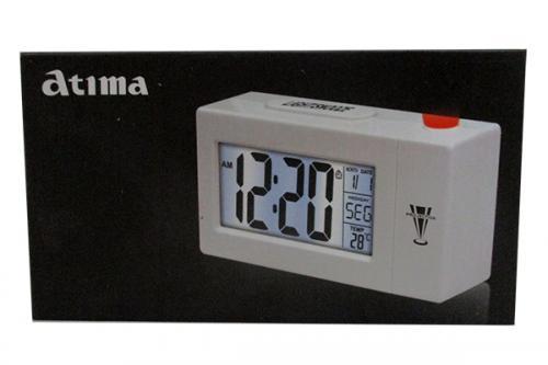 Atima Desktop Projection Digital Clock - (AT-618)