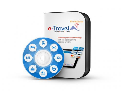 Travel Management Software (Professional Version)