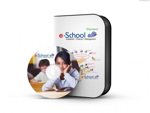 Online School Management Software (Strandard Version)