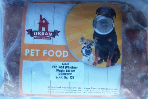 Pet Food - 500gm - (UF-018)