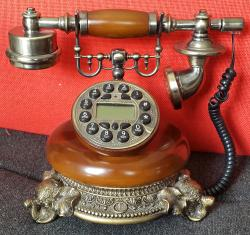 Classic Telephone - (LS-044)(life style design and decor)