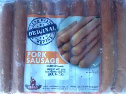 Pork Sausage - 400gm - (UF-019)