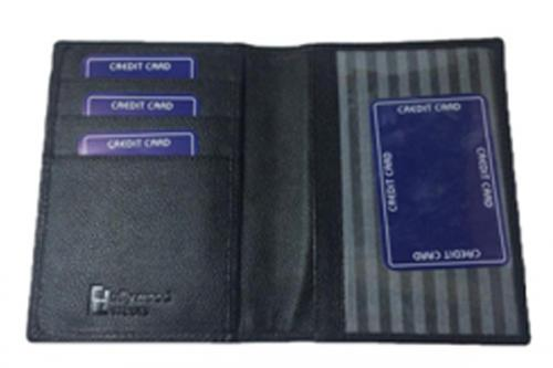 Genuine Leather Passport Holder - (PASSPORTHOLDER-001)