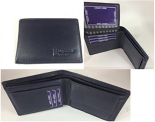 Genuine Leather Wallet - (MWT001)