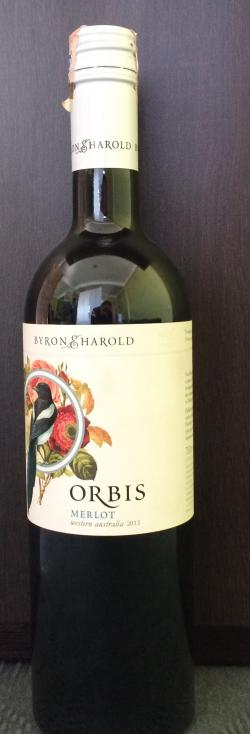 Bayron and Harold Orbis Merlot 2013 - (BAYRON-001)