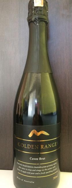 Golden Ranges Brut Cuvee NV - (BRUT-001)