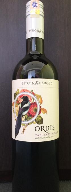 Byron and Harold Orbis Cabernet Merlot 2013 - (BYRON-002)