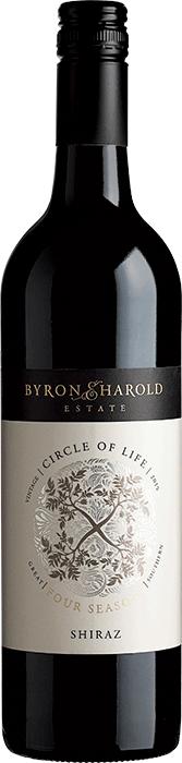 Byron and Harold Four Season Shiraz 2013 - (Byron-003)
