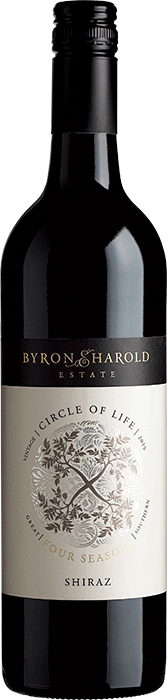 Byron & Harold Circle of Life Four Seasons Shiraz 2013 - (BYRON31113)
