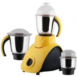 750w Mixer Grinder Yellow