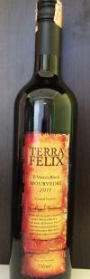 Terra Felix E'vette's Mourvedre 2011 - (TERRA-005)