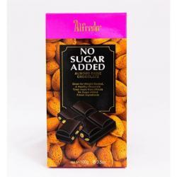 Alfredo No Added Sugar Almond Chocolate 100g - (TP-0164)