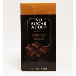 Alfredo No Added Sugar Milk Chocolate 100g - (TP-0165)