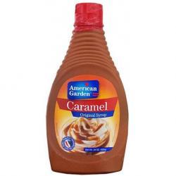 American Garden Caramel Syrup 680gm (TP-0002)