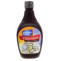 American Garden Chocolate Syrup 524gm (TP-0003)