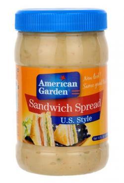 American Garden Sandwich Spread 473ml (TP-0004)