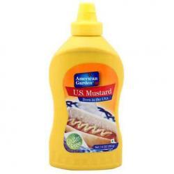 American Garden U.S. Mustard 397g (TP-0005)