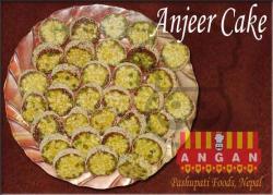 Anjeer Cake 1/2 Kg (TP-0019)