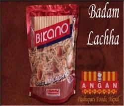 Bikano Badam Laccha 400gm - (TP-0128)